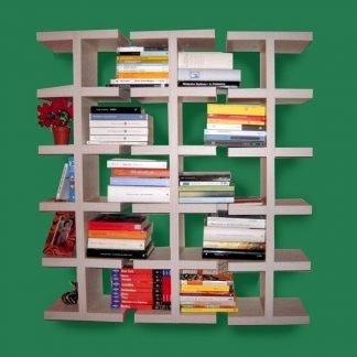 Mensole libreria - porta CD