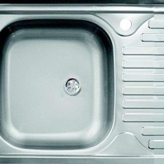 Lavello cucina 60 cm da appoggio