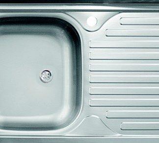 Lavello cucina 80 cm