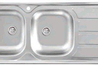 Lavello cucina 116 cm